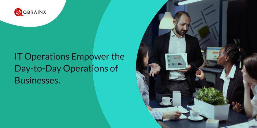IT Operations blog Post