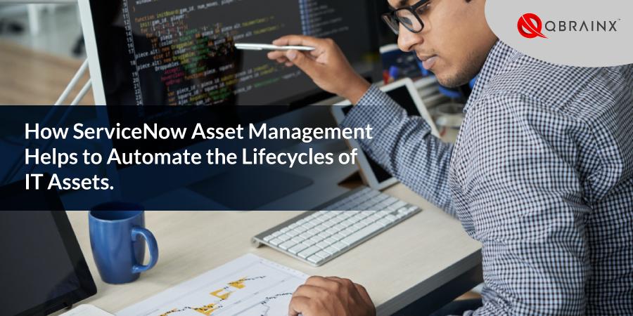 ServiceNow Asset Management blog banner